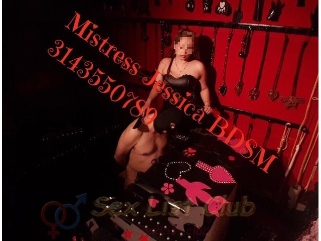 DOMINATRIX AMA JESSICA BONDAGE FETICHISMO BDSM 3143550789